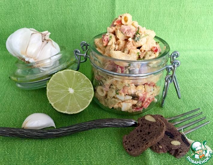 Рецепт: Швейцарский салат Хёрнли