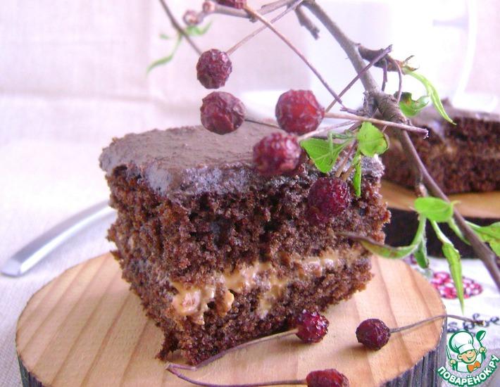 Рецепт: Пирожные «Время Ч»