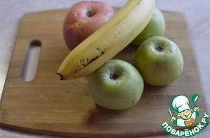 Блинчики с яблоками: рецепт приготовления