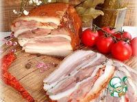 Запеченное прессованное мясо Для настоящих мужчин ингредиенты