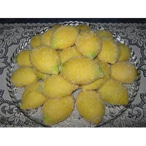 Печенье Лимончики с творогом