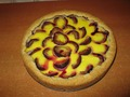 Песочный сливовый пирог