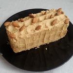 Полезный орехово-банановый торт