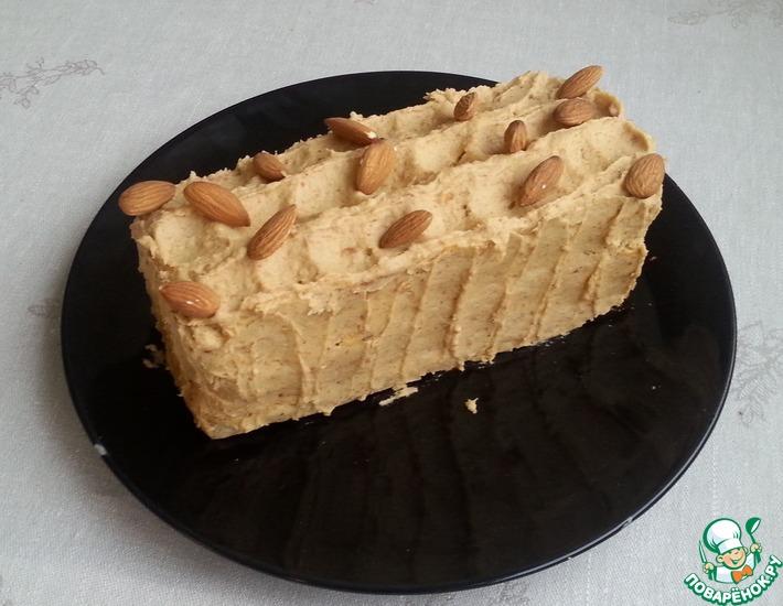 Рецепт: Полезный орехово-банановый торт