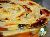 Простая овощная запеканка с куриной грудкой ингредиенты