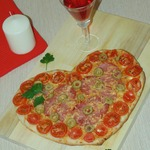 Пирог Люблю пиццу