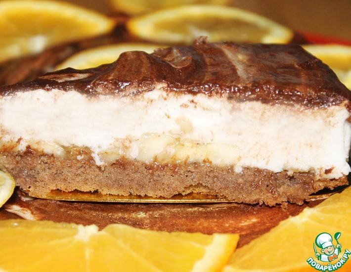 Рецепт: Торт-суфле Для нас любимых