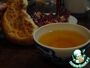 Узбекская лепешка в духовке – кулинарный рецепт
