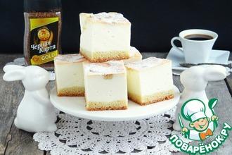 Рецепт: Пирожное «Облачко»