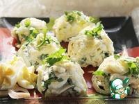 Закусочный салат из кальмаров Моя прелесть ингредиенты
