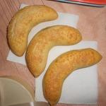 Пирожки Банановые полумесяцы