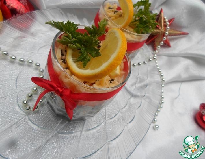 Рецепт: Салат Виктория