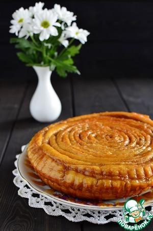 The Scottish spiral pie