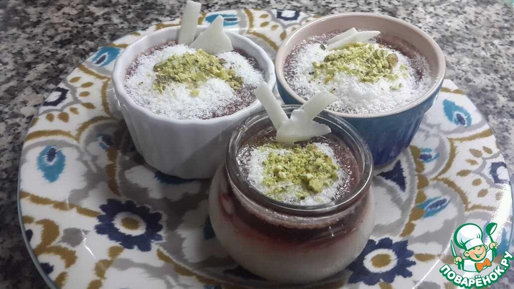 "Десерт ""Малаби"" почти классический"