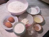 Сдобные булочки Валентина ингредиенты