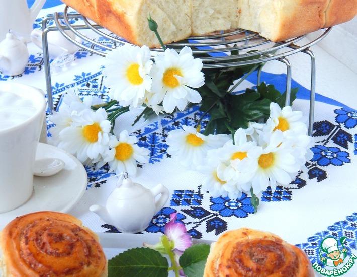 Рецепт: Пирог Из Киева с любовью