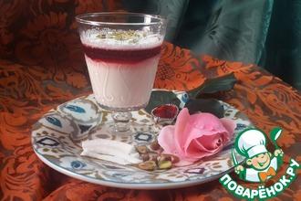 Рецепт: Десерт Малаби почти классический