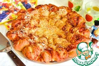 Рецепт: Пицца Твист