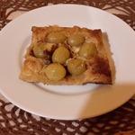 Пироги Виноградные поддончики с сыром