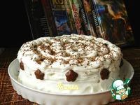 Торт без выпечки Мокко ингредиенты