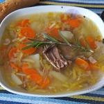 Суп горца