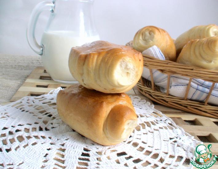 Рецепт: Мантуанские булочки