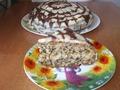 Торт Орехово-кофейный