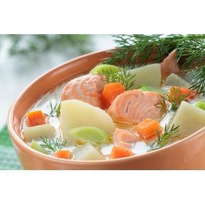 рецепт супа из нерки