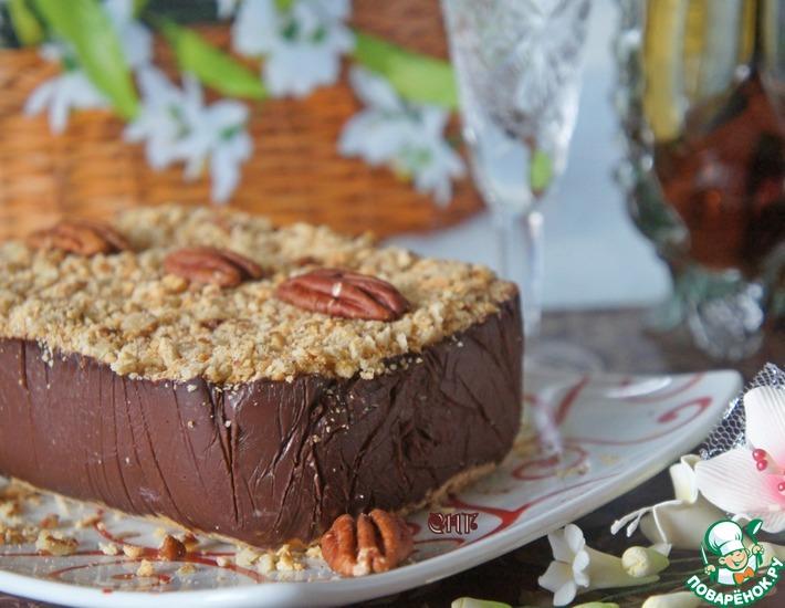 Рецепт: Итальянский шоколадный десерт