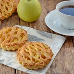 Пироги Корзиночки с яблоками