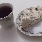 Торт-безе Морозко с секретом
