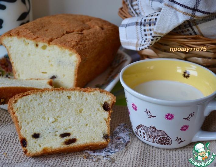 Рецепт: Эстонский кекс на белках