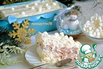 Рецепт: Итальянский холодный десерт Меренгата