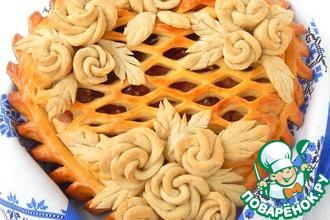 Рецепт: Пирог Татьянин день