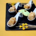Сыр в остро-медовом маринаде