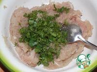 Булочки с мясом ингредиенты