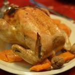 Курица, фаршированная по-венгерски