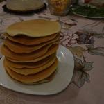 Бисквитные оладьи «Мамины»