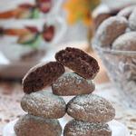 Печенье Шоколадные завитки