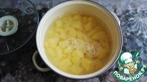 Хачапури по-осетински - пошаговый рецепт приготовления с фото