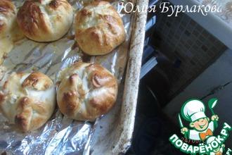 Рецепт: Пирожки Бомбочки