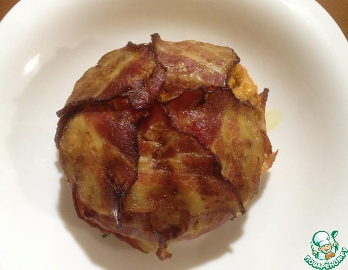 Рецепт: Мясной шар