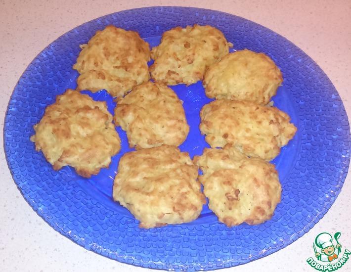 Рецепт: Картофляники