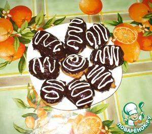 Печенье заварное - 400 рецептов: Печенье | Foodini