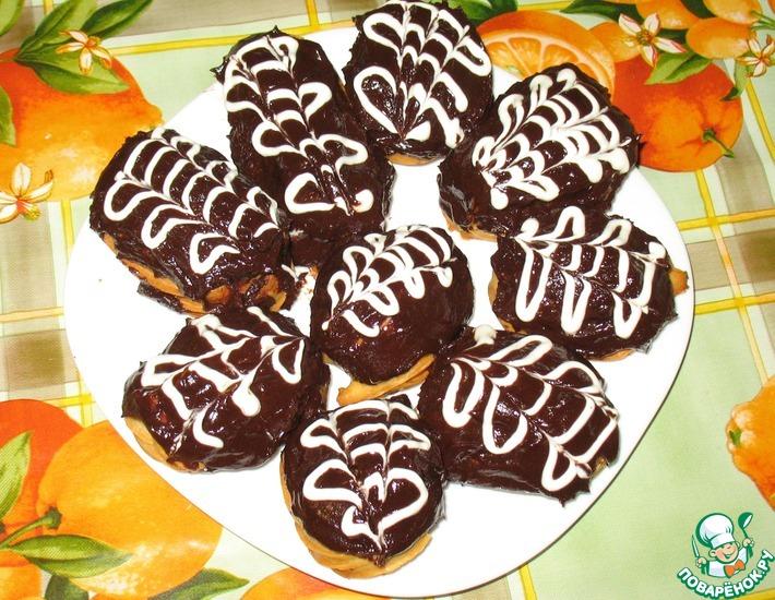 Рецепт: Эклеры и заварное печенье