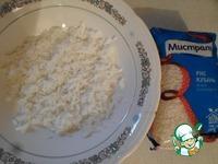 Курица, фаршированная рисом и капустой ингредиенты