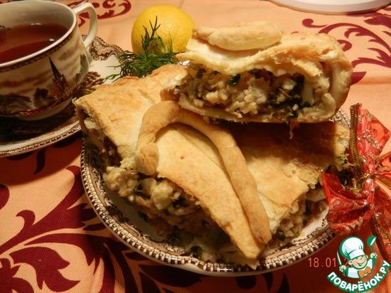 Спасибо Наташе  natapit https://www.povarenok.ru/recipes/show/68174/#com6141065 за рецепт вкуснейшего пирога