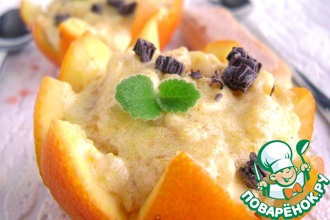 Рецепт: Чечевично-апельсиновый джем и мусс из него