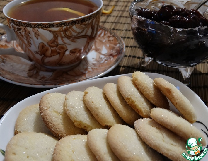 Рецепт: Ленинградское печенье