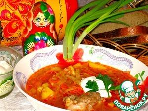 Soup sour